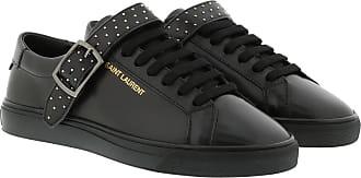 Saint Laurent Sneakers - YSL Sneaker Black - black - Sneakers for ladies