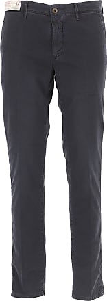 Incotex Pants for Men On Sale, Navy Blue, Cotton, 2017, 32 33 34 35 36 38 40