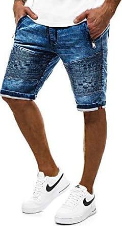 Herren Jeans Shorts von OZONEE: ab 14,95 €   Stylight