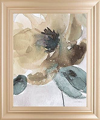 Classy Art Watercolor Poppy II by Carol Robinson