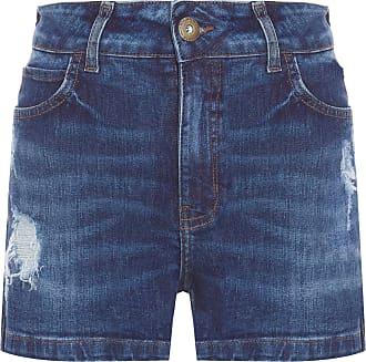 Colcci Short Jeans Tay Colcci - Azul
