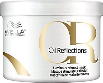 Wella Oil Reflections Luminous Re-boost Mask, 16.91 Ounce