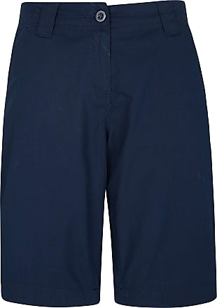 Mountain Warehouse Coast Stretch Womens Shorts - Lightweight Ladies Shorts, Durable Summer Shorts, 4 Way Stretch Short Pants, Easy Care Ladies Trousers - for Travelling