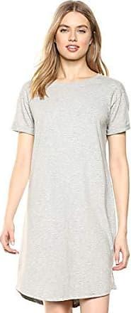 Daily Ritual girocollo a maniche corte in cotone con risvolto sulle maniche t-shirt da donna Marchio