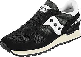 best sneakers c78b1 744ce Saucony Shadow Original Vintage, Baskets Mixte Adulte, Noir (Black White 2)