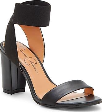 Jessica Simpson womens Flats Black Size: 4.5 UK