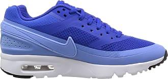 Nike Womens W Air Max Bw Ultra Sneakers Blue Size: 4 UK