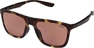 Zeal Optics Boone (Matte Tortoise/Polarized Rose Lens) Fashion Sunglasses