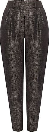 Balmain Loose-fitting Trousers Womens Black