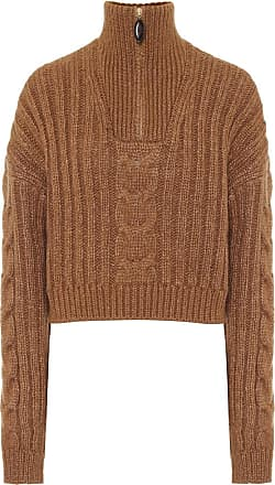 Nanushka Eria cable-knit sweater