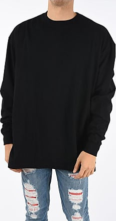 Unravel Long Sleeve Oversized T-shirt Größe M