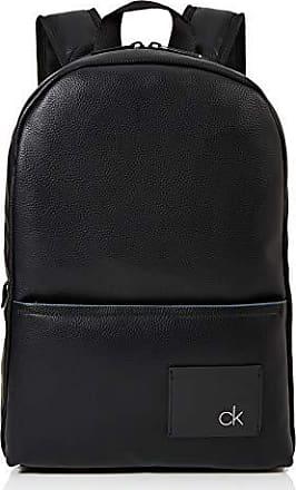 c210bdab1a15f1 Calvin Klein Ck Direct Round Backpack - Zaini Uomo, Nero (Black), 1x1x1