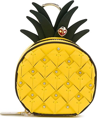 Kate Spade New York Porta-moedas Picnic Pineapple - Amarelo