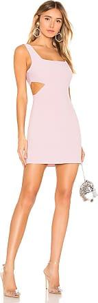 NBD x Naven Sage Dress in Mauve