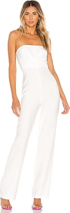 NBD Lex Jumpsuit in White