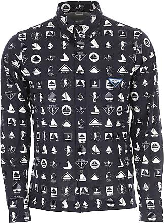 9415df9f4a Prada® Shirts − Sale: up to −67% | Stylight