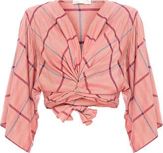 Dress To Blusa Solta Amarração - Laranja