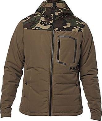 Fox Mens Podium Jacket, Bark, XL