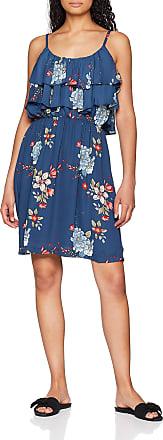 Pepe Jeans London Womens Flora Dress, Multicolour (Multi Bleu 0aa), Medium