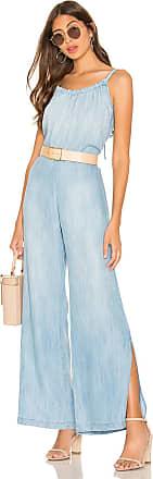 Bella Dahl Flowy Jumpsuit in Blue