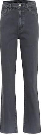 J Brand High-Rise Straight Jeans Jules