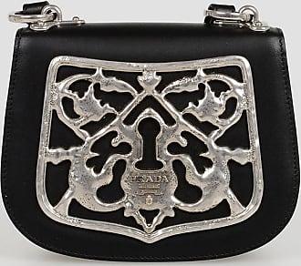 Prada Shoulder Bag with Applications size Unica