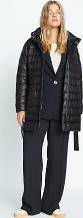 Violeta by Mango Belt quilted coat