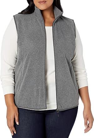 L Active Fleece Vest for Women in schwarz Opal Gr/ö/ße