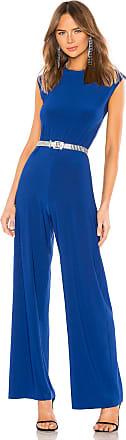 Norma Kamali x REVOLVE Sleeveless Jumpsuit in Blue