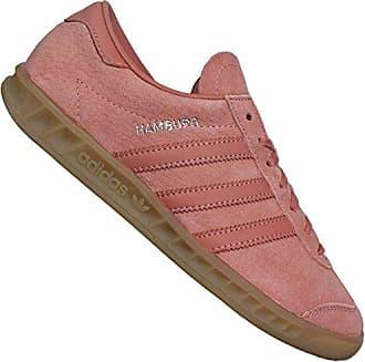 low priced fe64d 300b1 adidas Hamburg Schuhe 4,5 raw pinkraw pinkgum
