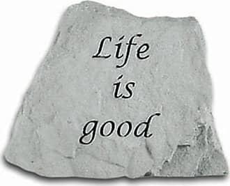 Kay Berry Life Is Good Garden Stone - 47120