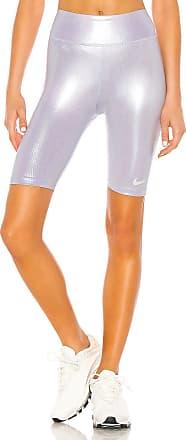 Nike DF HR Bike Short in Purple