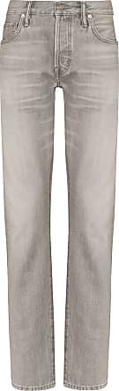 Tom Ford Calça jeans slim - Cinza