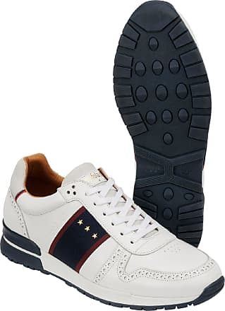 Pantofola D'oro dOro Herren Sneakerschuh Weiß einfarbig
