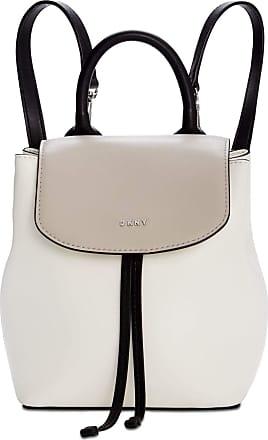 DKNY Dkny lex leather backpack