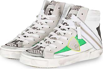 Philippe Model Sneaker PHYTON - HELLGRAU/ SCHWARZ
