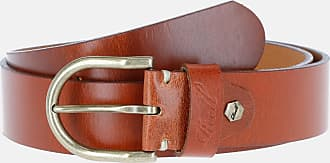 Reell Reell Base Belt, Gürtel Herren, Ledergürtel für Männer