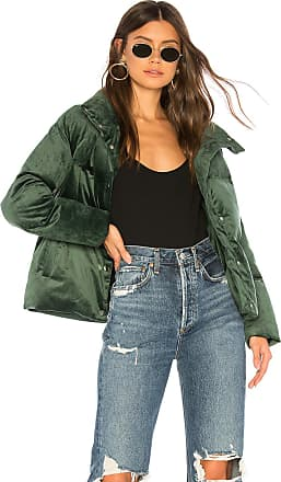 on parle de vous Igloo Jacket in Green