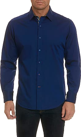 Robert Graham Mens Bridgeman Sport Shirt In White Size: 2XL by Robert Graham