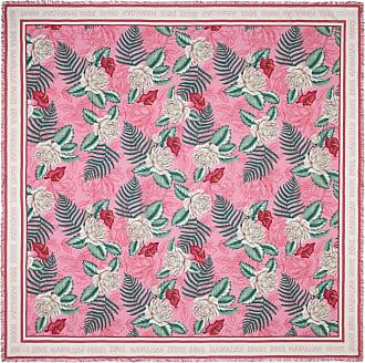 Gucci Hawaiian print modal silk shawl