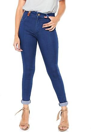 ae5f9dfcb Biotipo Calça Jeans Biotipo Skinny Melissa Azul