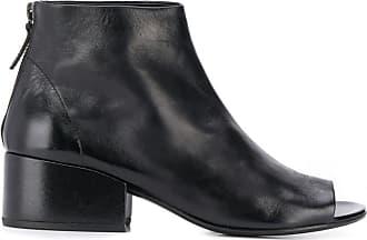 Marsèll Ankle boot peep toe - Preto