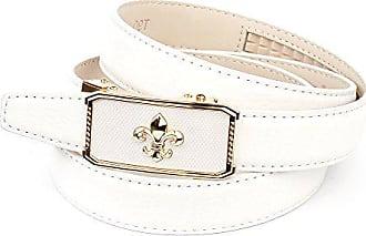 ce10f247c59535 Ledergürtel für Damen in Weiß: Jetzt bis zu −80% | Stylight