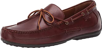 Polo Ralph Lauren Mens Roberts Driving Style Loafer, Deep Saddle Tan, 12 UK