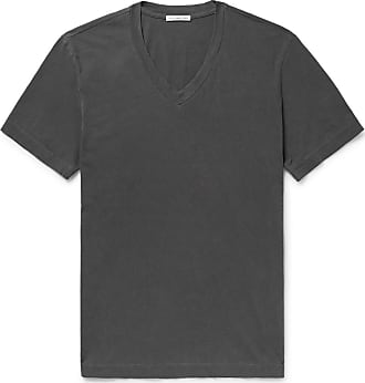 f853e3a71 V-Neck T-Shirts for Men in Gray − Now: Shop up to −48% | Stylight
