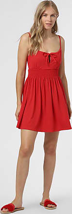 NA-KD Damen Kleid rot