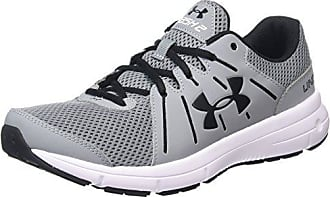 huge selection of 78342 f5437 Under Armour UA Dash RN 2 Scarpe Running Uomo, Grigio (Steel) 41 EU
