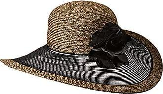 7ab508ad Nine West Womens Super Floppy HAT, Black, one Size