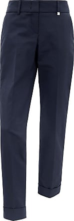 Raffaello Rossi Knöchellange Hose Modell Dora Raffaello Rossi blau