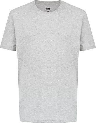Track & Field Camiseta Cool mangas curtas - Cinza